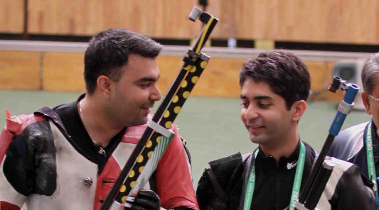 Abhinav Bindra, Gagan Narang,  Abhinav Bindra India, India Abhinav Bindra, Shooting India, India Shooting, Sports News, Sports