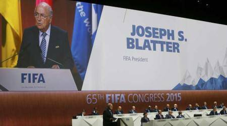 Swiss police investigate bomb threat at FIFA congress in Zurich