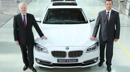 BMW steps up parts localization by 50% inIndia