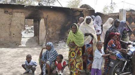 boko haram, boko haram attack, boko haram militants, boko haram suicide bombers, UN boko haram, UNICEF, female suicide attack, world news, UN news, international news