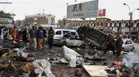 Afghan official: At least 12 police killed byinsurgents
