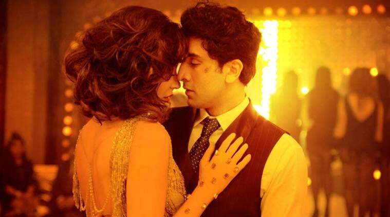 bombay velvet movie review, bombay velvet review, bombay velvet film review, bombay velvet, bombay velvet rating, bombay velvet stars, anushka sharma, ranbir kapoor, anushka sharma in bombay velvet, ranbir kapoor in bombay velvet, Karan Johar, karan johar in bombay velvet, Manish Chaudhary, Satyadeep Mishra, Kay Kay Menon, Vivaan Shah, Anurag Kashyap, entertainment news