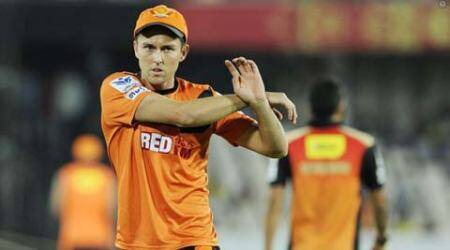 IPL, IPL 8, IPL 2015, Indian Premier League, New Zealand vs England, England vs New Zealand, Trent Boult, Boult, Trent Boult New Zealand, SRH, Sunrisers Hyderabad, Hyderabad, Cricket News, IPL News, Cricket