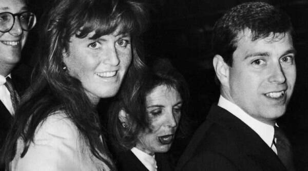Prince Andrew the queen's second son and Charles' younger brother, gets more press than fellow siblings Anne and Edward - but for all the wrong reasons. (June 5, 1990 file photo - AP)