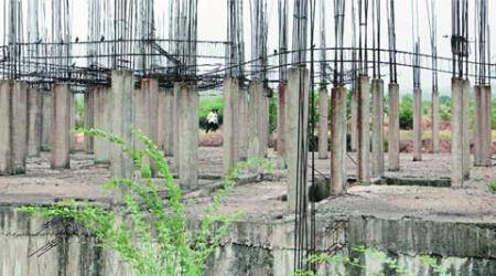 Projects, stalled andshelved