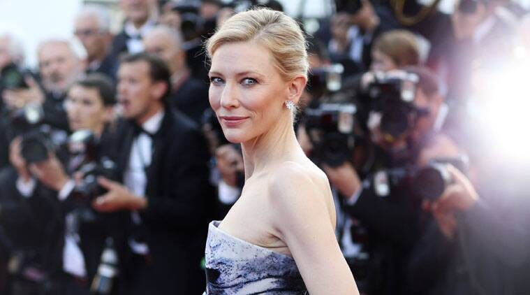 Cate Blanchett, actress Cate Blanchett, hollywood actress Cate Blanchett, Cate Blanchett relationship, Cate Blanchett boyfriend, cannes 2015, Cate Blanchett at cannes 2015, entertainment news