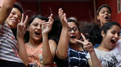 CBSE 2015 results declared: Girls outshine boys in class XII results