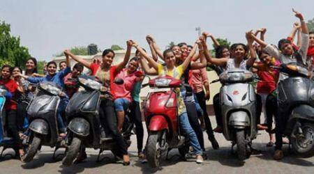 CBSE Class XII Results: City schools, studentsshine