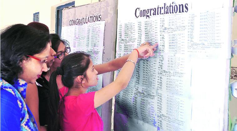 School driver's daughter scored 10 CGPA: CBSE 10th results