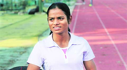 Dutee Chand, Dutee Chand Indian athletics team, Indian athletics team, Commonwealth Games, Dutee Chand, Asian Championships, Court of Arbitration for Sports, IAAF, AFI, indian express