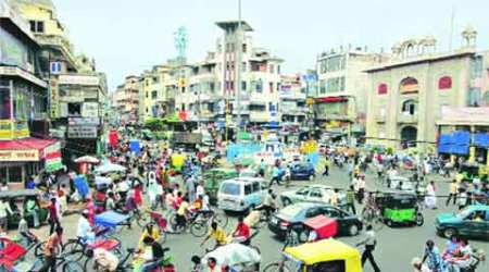 Delhi High Court judges want to inspect Chandni Chowk road mess