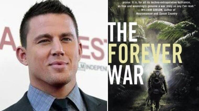 Channing Tatum, the forever war, Channing forever war, joe haldeman scifi novel, warner bros forever war, channing vietnam war, channing tatum william mandella, channing alien war, channing tatum taurans, roy lee, ridley scott, david peoples, matthew michael carnahan, dante harper, john spaihts, prometheus, bollywood news, entertainment news
