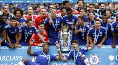 Chelsea finish off things on a high, lift fifth EPL title