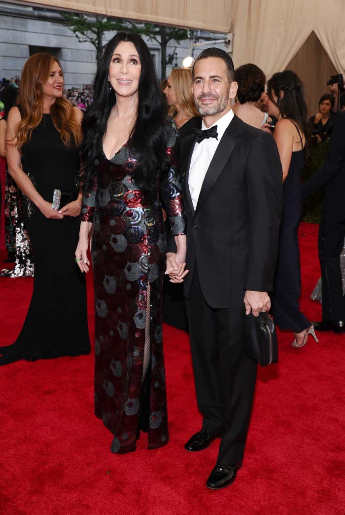 Cher, Marc Jacobs