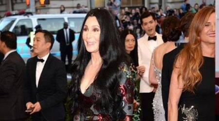 Cher new face of MarcJacobs