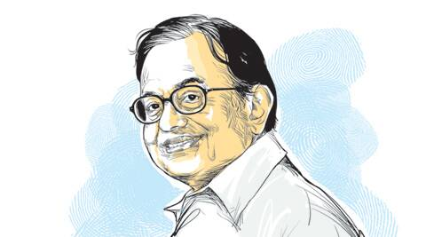 P chidambaram, CHidambaram, chidambaram on twitter, chidambaram twitter handle, @Pchidambaram_IN, Finance minister,congress finance minister, chidambaram congress, india news