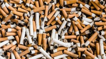 DRI seizes cigarettes imported in the guise of metal scrap from Mundra port