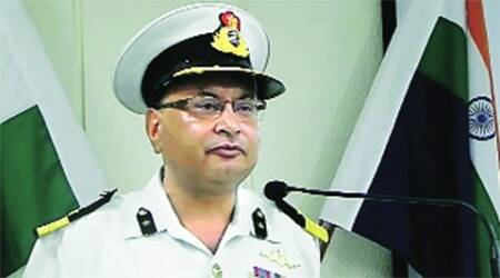 Coast Guard DIG Loshali sacked for Pakistan boat remarks, may go for review