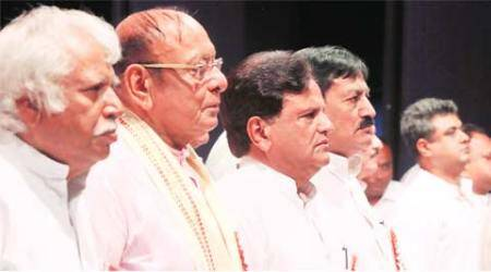 Congress takes a dig at Modi, says he runs a 'hologramgovernment'