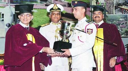 National defence academy convocation: 403 cadets conferred degrees