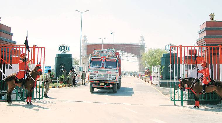 cross border trade, Commerce ministry, PMO, Indian borders, India news, indian express news