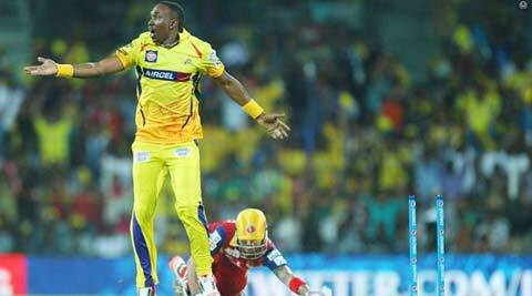 CSK vs RCB: Sensational Dwayne Bravo gives CSK win in low-scorer against RCB