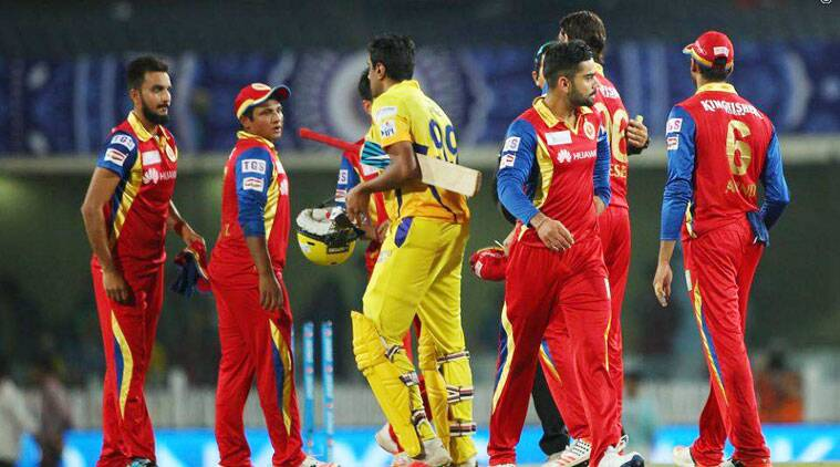 Nehra, Hussey shine as CSK beat RCB
