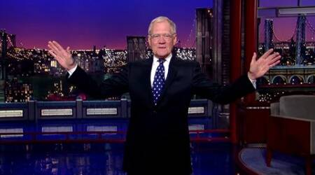 David Letterman signs off as late-nighthost