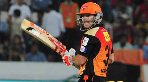 IPL 8 Preview: KKR face burning question – How to stop David Warner?