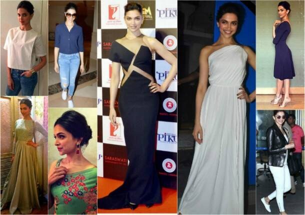 how to make deepika padukone bun