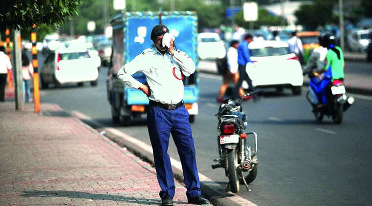 ahmedabad  traffic police, traffic police station,  special traffic police stations , smart management, vehicular movement, ahmedabad news, city news, local news, gujarat news, Indian Express