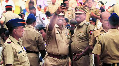 Vasant Dhoble, Moral policing, Vasant Dhoble retires, Mumbai cop retires, Moral Policing Vasant Dhoble, Mumbai news