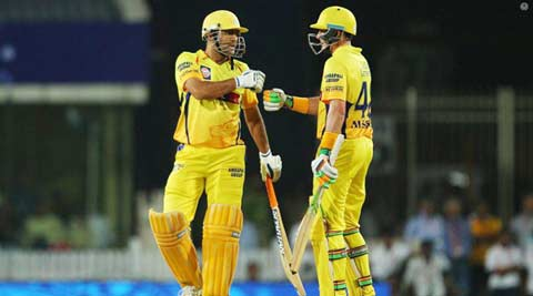IPL 8, CSK vs RCB: MS Dhoni & Mr Cricket set up final date