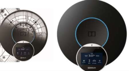 Audio conferencing evolves as Dolby adds sense of space,balance