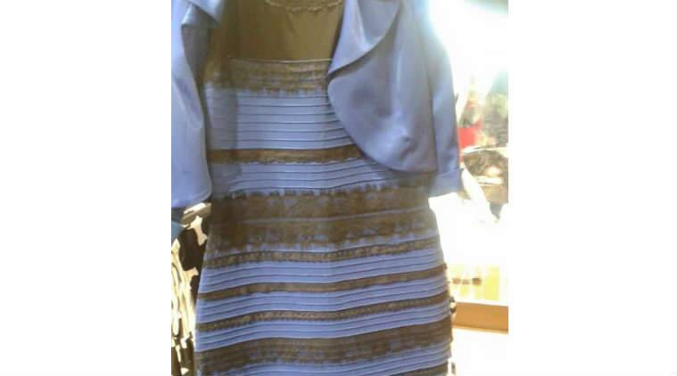 007b7f23cf Blue and Black or White and gold  Scientists explain why  TheDress ...