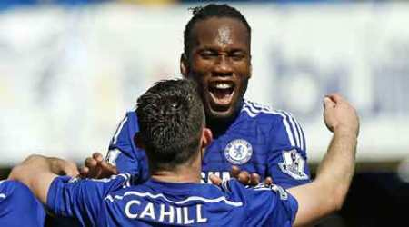 Didier Drogba to leave Chelsea for second time