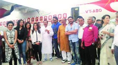 commercial flights opened Kazi Nazrul
