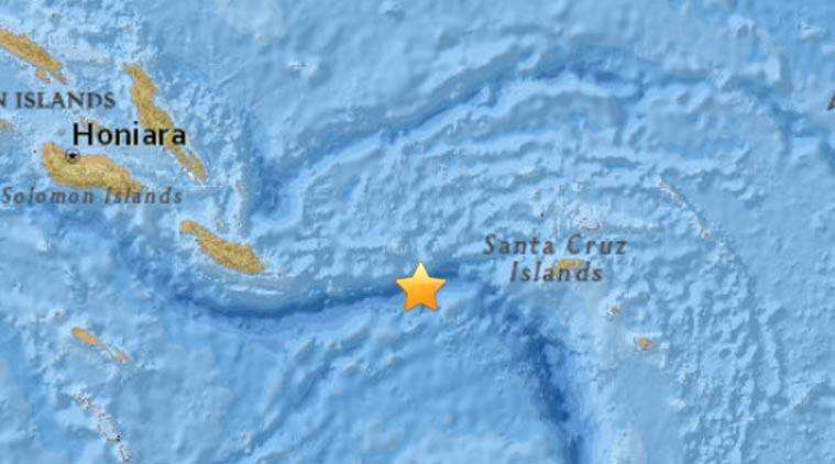 Solomon Islands earthquake, earthquake, earthquake 2015, pacific Solomon Islands, US Geological Survey, USGS, Honiara, Pacific Tsunami Warning Centre, Tsunami Warning, international news, news