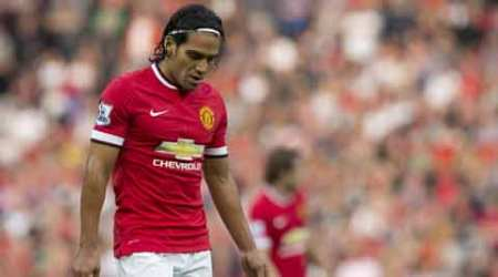 Manchester United will not retain Radamel Falcao
