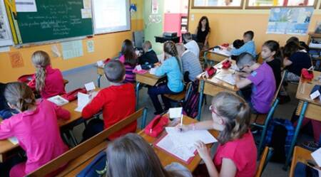 Unequal school system, socialist government, Europe, french teaching, Prime Minister Manuel Valls ,manuel valls, manuel valls news, French subjects , school teaching system, new syllabyus, language priority, world news, latest world news, france news