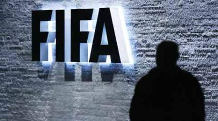 Swiss police detain soccer officials ahead of FIFA congress
