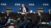 Soccer officials arrested in Zurich; WC votes probed
