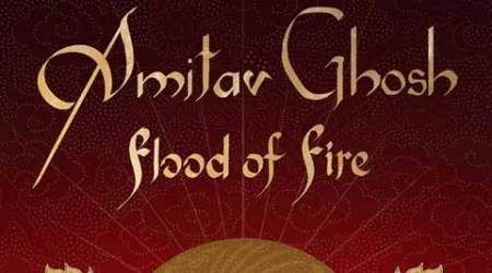 Book Review: 'Flood of Fire' by Amitav Ghosh