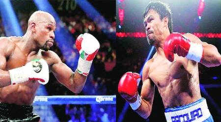 Floyd Mayweather vs Manny Pacquiao: The Richest. The Biggest. The Greatest?