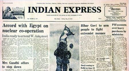 Maoists, India MAoists, Indira Gandhi, Gandhi family, first woman to climb everest, first woman on everest, first woman on mount everest, express front page, front page express, india news, indian express, editorials