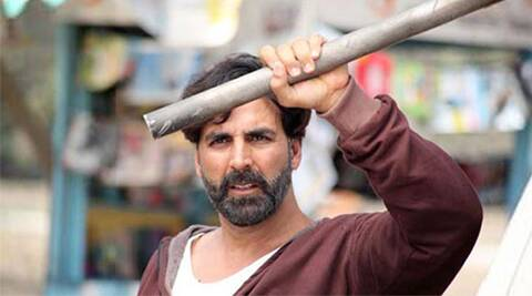 Gabbar, Gabbar is back, gabbar is back review, gabbar is back movie review, gabbar is back movie, gabbar is back box office, gabbar is back grossings, gabbar is back night shows, gabbar is back friday show, gabbar is back performance, gabbar movie opening day, gabbar is back collection, gabbar is back weekend,akshay kumar, shruti haasan, Kareena Kapoor, Sunil Grover, Suman Talwar, bollywood news, entertainment news