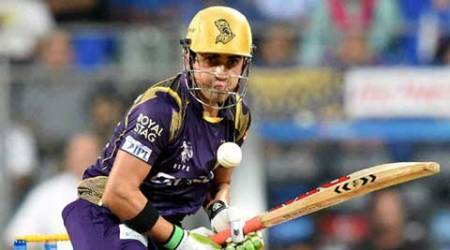 IPL, IPL 8, IPL 2015, Indian Premier League, KKR, Kolkata Knight Riders, KKR vs RR, RR vs KKR, Gautam Gambhir, Gambhir, IPL News, Cricket News, Cricket