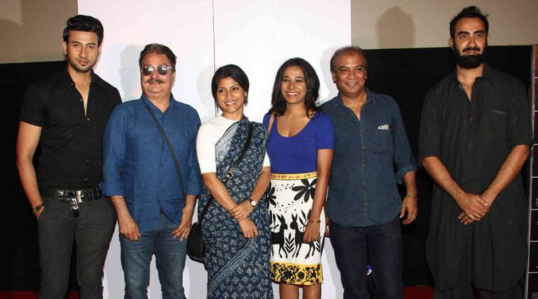 Gour Hari Dastaan, Gour Hari Dastaan movie, Gour Hari Dastaan launch, konkona sen sharma, konkona in Gour Hari Dastaan, vinay pathak, vinay pathak in Gour Hari Dastaan, ranvir shorey, tannishtha chatterjee, entertainment news