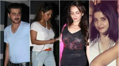 Gauri Khan, Seema Khan, Sanjay Kapoor, Maheep Kapoor