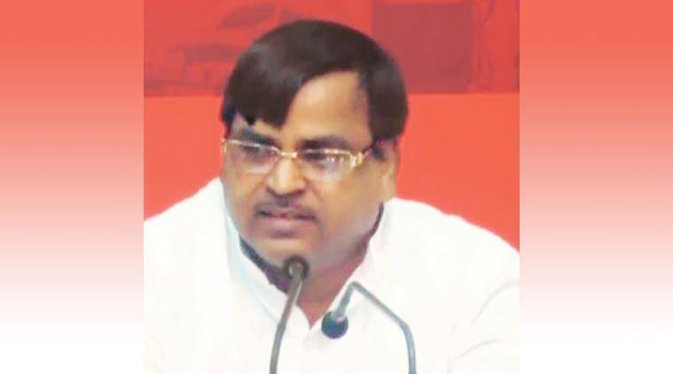 Remove son from CM's chair, BJP tells SP chief